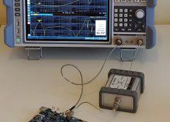 Rohde & Schwarz ZNL VNA Gains Non-Invasive Stability Measurement